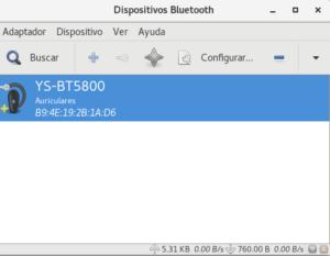 bluetooh linux